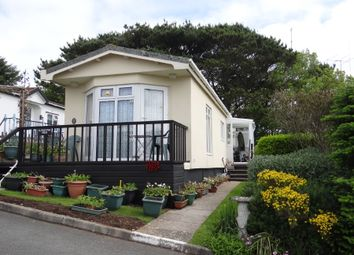 Thumbnail 2 bed mobile/park home for sale in Roughtor View, Delabole