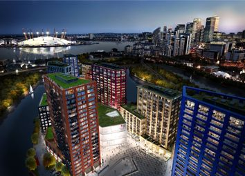 Thumbnail 1 bed flat for sale in London City Island, Off Orchard Place, London