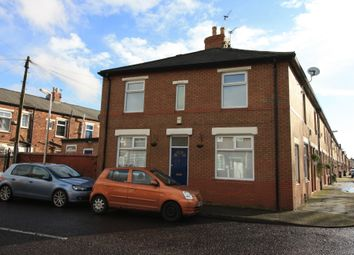 Thumbnail 2 bed end terrace house to rent in Burnfield Road, Stockport