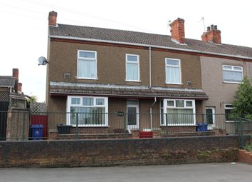 Thumbnail 2 bed terraced house to rent in Wintringham Rd, Grimsby