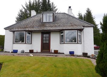 Thumbnail 4 bed detached house for sale in Station Road, Lairg