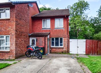 Thumbnail 1 bedroom maisonette for sale in Troon Close, Ifield, Crawley