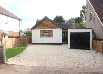 Thumbnail 3 bed detached bungalow for sale in 3A Hays Lane, Hinckley