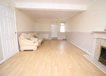 Thumbnail 3 bed terraced house for sale in Barry Road, Pwllgwaun, Pontypridd