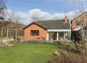 Thumbnail 3 bedroom detached bungalow for sale in Bosley Close, Shipston-On-Stour