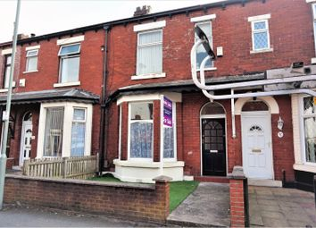 Thumbnail 2 bed terraced house for sale in St. Georges Avenue, Blackburn