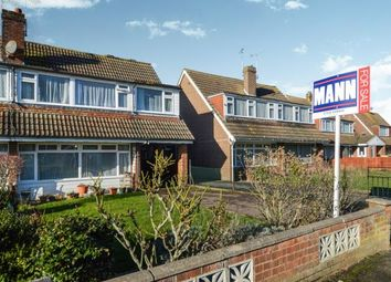 Thumbnail 5 bed semi-detached house for sale in Cleves Way, Ashford, Kent, .