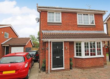 Thumbnail 3 bed detached house for sale in Marquis Drive, Heald Green