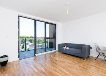 Thumbnail 1 bed flat to rent in Centenary Heights, Larkwood Avenue, London