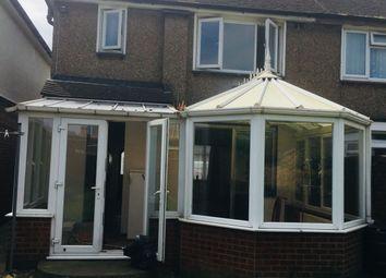 Thumbnail 3 bed flat to rent in Parkway Trading Estate, Cranford Lane, Heston, Hounslow