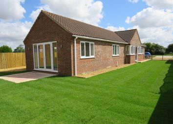 Thumbnail 3 bedroom detached bungalow for sale in Elm Road, March
