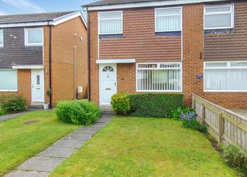 Thumbnail 3 bed semi-detached house for sale in Marlborough Court, Kingston Park, Newcastle Upon Tyne