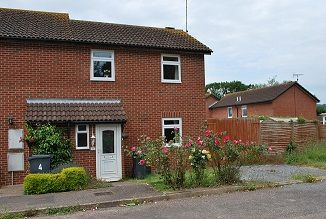 Thumbnail 2 bed semi-detached house to rent in Parthia Place, Exmouth