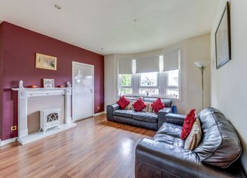 Thumbnail 3 bed flat for sale in Cardross Road, Dumbarton
