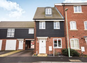 Thumbnail 3 bed semi-detached house for sale in Wintergreen Road, Red Lodge, Bury St. Edmunds
