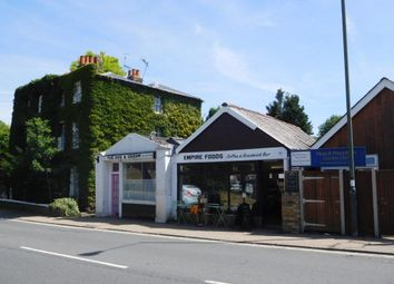 Thumbnail Retail premises for sale in Upper Ham Road, Surrey