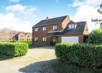 Thumbnail 5 bed detached house for sale in Park Lane, Scarning, Dereham