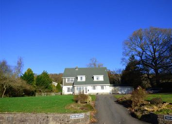 Thumbnail 4 bed detached house for sale in Tigh-Na-Darag, Old Court Road, Llanvair Discoed, Chepstow