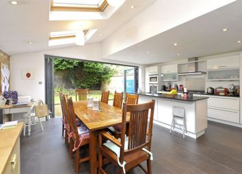 Thumbnail 4 bed terraced house to rent in Broomwood Road, London