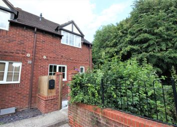 Thumbnail 3 bedroom end terrace house for sale in Stenbury Close, Swindon