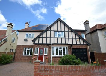 Thumbnail 4 bedroom detached house for sale in Clarendon Park, Clacton-On-Sea