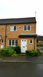Thumbnail 3 bed end terrace house for sale in Millidge Close, Nottingham