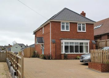 Thumbnail 4 bed detached house for sale in Merley Lane, Wimborne