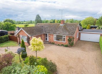 Thumbnail 3 bed detached bungalow for sale in Sapiston, Bury St Edmunds, Suffolk