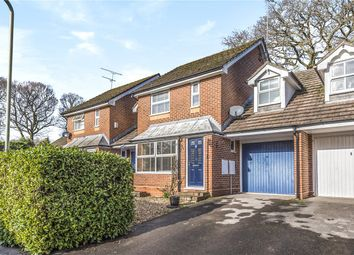 Thumbnail 3 bed link-detached house for sale in Aspen Close, Winchester, Hampshire