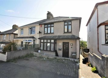 Thumbnail 3 bed semi-detached house for sale in Southfield Road, Bude, Cornwall