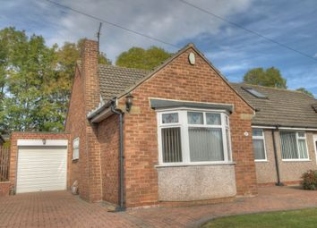 Thumbnail 1 bed bungalow for sale in Woodlands, Throckley, Newcastle Upon Tyne