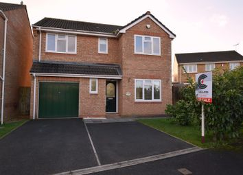 4 bed detached house for sale in Wester-Moor Drive, Roundswell, Barnstaple EX31
