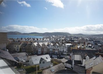 Thumbnail 2 bed flat for sale in Church Walks, Llandudno