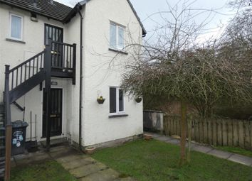 Thumbnail 2 bed flat for sale in White Moss Court, Kendal