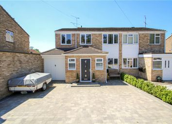 4 bed semi-detached house for sale in Wilderness Road, Frimley, Camberley, Surrey GU16
