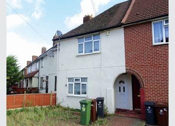 Thumbnail 2 bed terraced house for sale in Halbutt Street, Dagenham