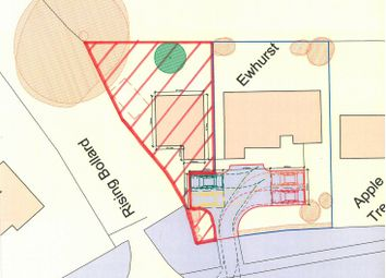 Thumbnail Land for sale in Ifield, Crawley