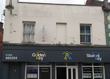 Thumbnail 3 bedroom flat to rent in Clemens Street, Leamington Spa