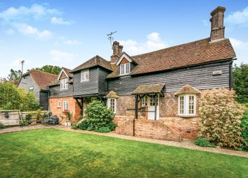 4 bed detached house for sale in Parkside, London Road, Burgess Hill RH15