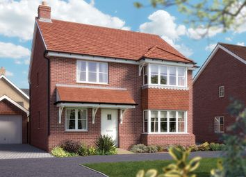 "Thumbnail 4 bed detached house for sale in ""The Canterbury"" at Kent, Maidstone"