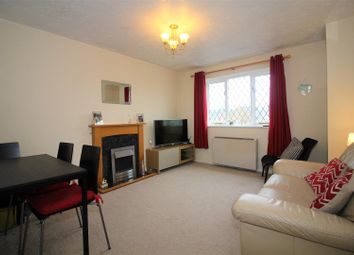 Thumbnail 2 bed flat for sale in Aspen Close, Measham, Swadlincote