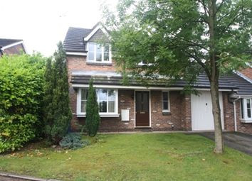Thumbnail 3 bed link-detached house to rent in The Ridgeway, Tarvin, Cheshire