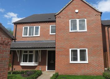 Thumbnail 4 bed detached house for sale in Heritage Park, Woodland Park View, Mansfield