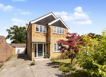 Thumbnail 3 bedroom detached house to rent in Larkswood Drive, Crowthorne