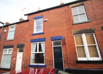 Thumbnail 2 bed terraced house to rent in Cartmell Road, Woodseats, Sheffield