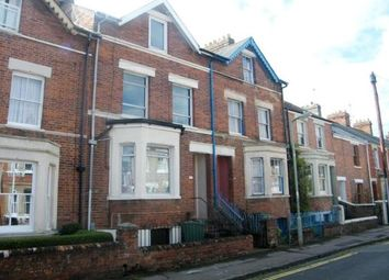 Thumbnail 6 bed terraced house to rent in Newton Road, Oxford