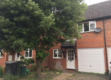 Thumbnail 3 bed terraced house to rent in Lipsombe Close, Newbury