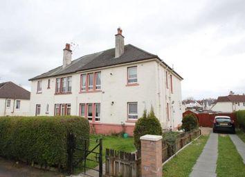 Thumbnail 2 bed flat for sale in Park Avenue, Elderslie, Johnstone, Renfrewshire
