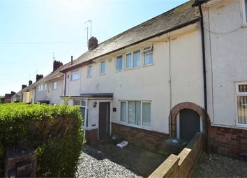 Thumbnail 3 bed terraced house for sale in Barnwell Road, Kingsthorpe, Northampton