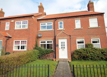 Thumbnail 2 bed terraced house for sale in Main Street, Deighton, York